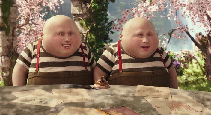 именно прическу фото два толстяка горячо