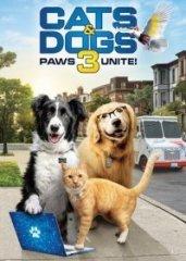 Скачать Кошки против собак 3: Лапы, объединяйтесь (2020) торрент