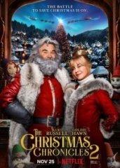 Скачать Рождественские хроники 2 (2020) торрент
