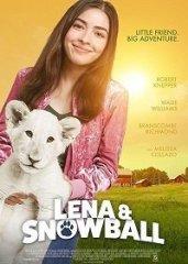 Скачать Лена и белый тигр (2021) торрент