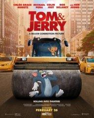 Скачать Том и Джерри (2021) торрент