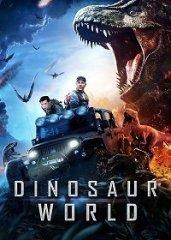 Скачать Мир динозавров (2020) торрент