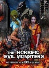 Скачать Ужасающие чудовища (2021) торрент