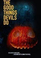 Скачать Хорошие поступки демонов (2020) торрент