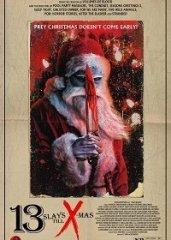 Скачать 13 убийств перед Рождеством (2020) торрент