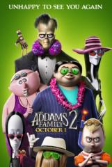 Скачать Семейка Аддамс 2: Горящий тур (2021) торрент